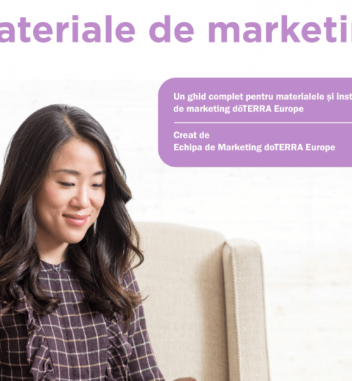 materiale de marketing